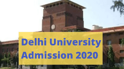 Delhi University College Cutoffs
